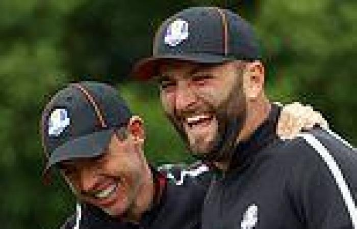 sport news Dad's Army vs US Young Guns: Europe's old stagers can spike this American ...