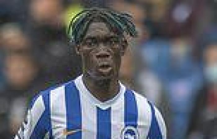 sport news Yves Bissouma is hailed as 'world-class' and has 'got everything', Arsenal ...