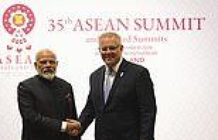 Australia on verge of landmark trade deal with India