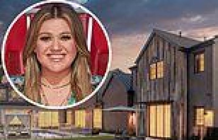 Kelly Clarkson sells her eight-bedroom Encino mansion at a $260K LOSS for $8.24 ...