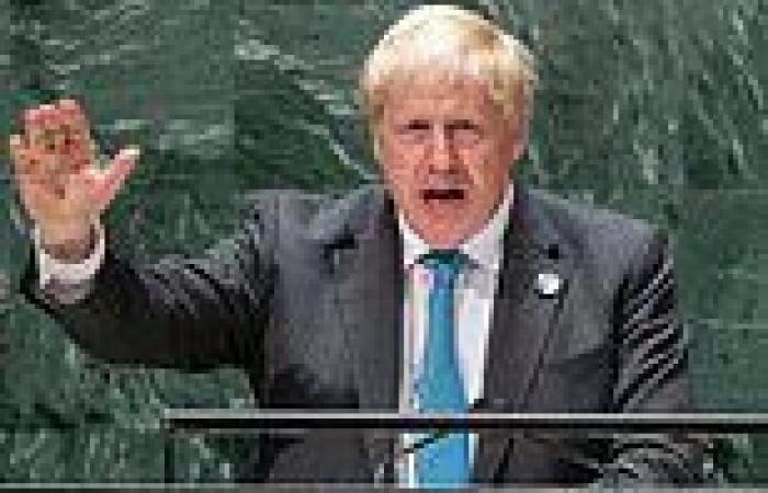 Boris Johnson says bosses need to start paying their staff more