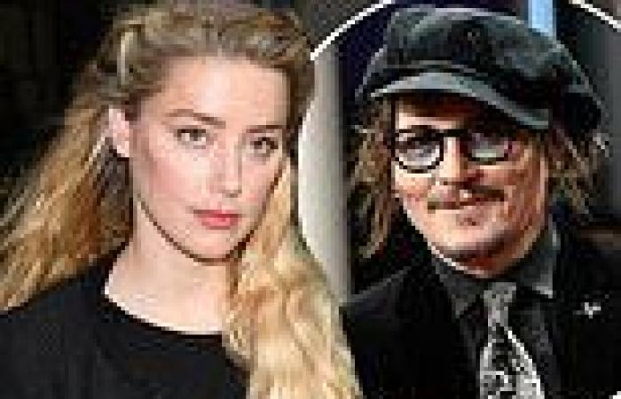 Amber Heard subpoenas LAPD records over a 2016 incident with ex-husband Johnny ...
