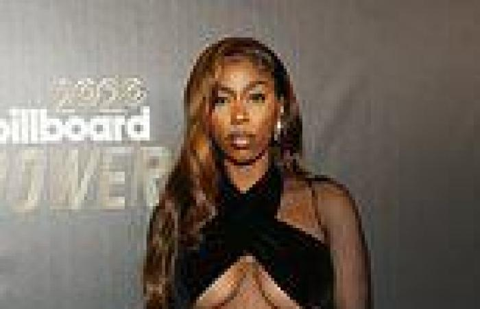 Rapper Kash Doll is 'overwhelmed with joy' as she announces she is expecting ...