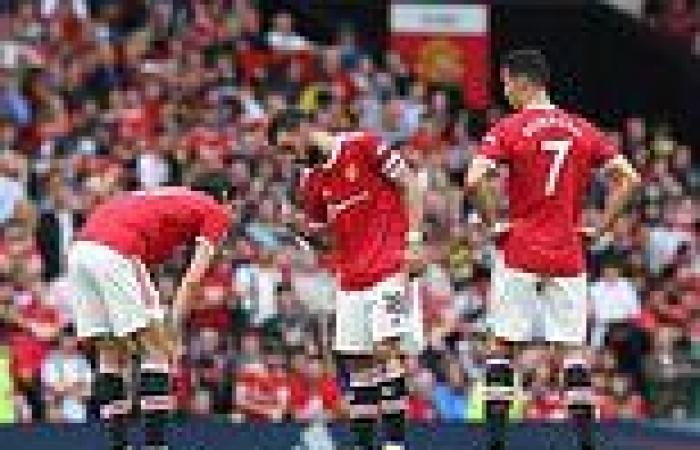 sport news Manchester United 0-1 Aston Villa: Red Devils shocked by late winner as ...