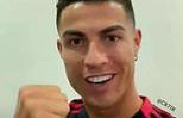 Cristiano Ronaldo shares heartwarming message for young player almost killed in ...
