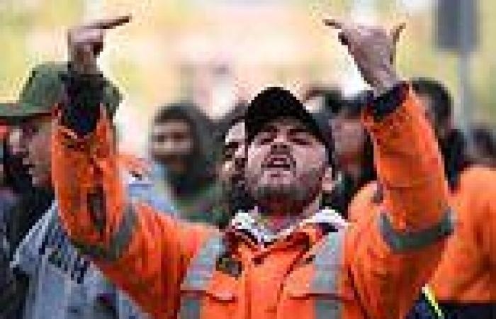 Contractors insist 'Freedom' protesters not only 'fake tradies' - but most slam ...