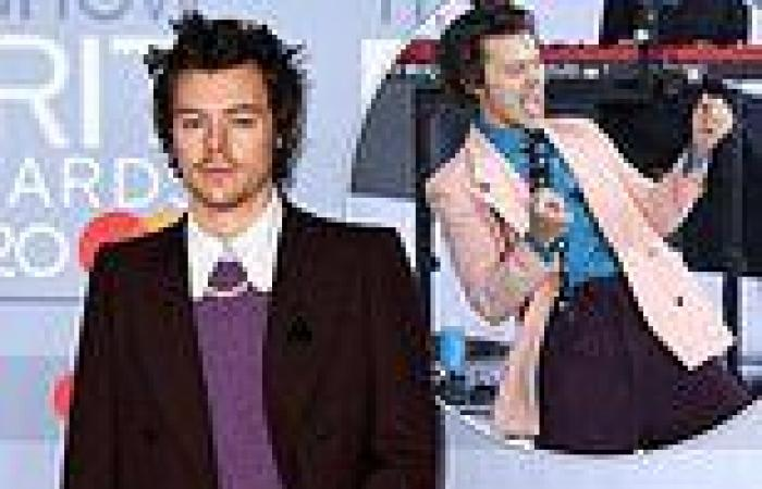 'He's really excited about it': Harry Styles is 'gearing up to surprise fans ...
