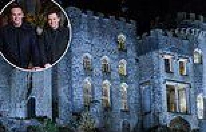 I'm A Celebrity bosses 'in talks to imminently secure Wales'sGwrych Castle ...