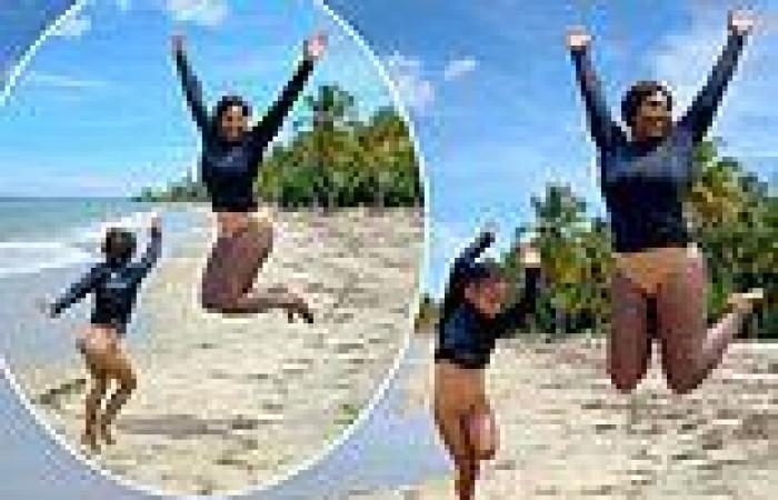 Serena Williams shares snaps of her and daughter Olympia wearing the same ...