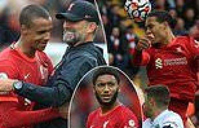 sport news Liverpool: Virgil van Dijk and Co's return has unlocked missing attacking threat