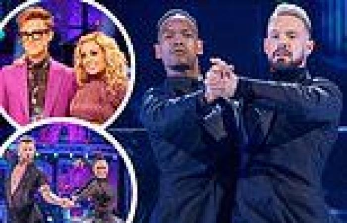 Men dancing together - why did it take so long? CHRISTOPHER STEVENS on ...