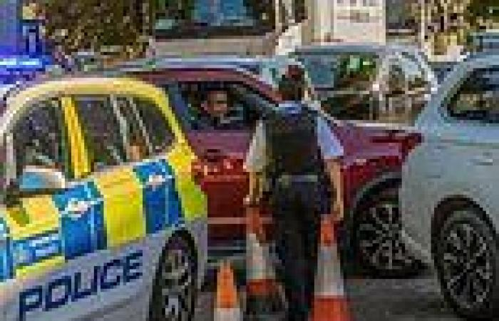 Police are called in to control forecourts as NHS and care staff can't fill up