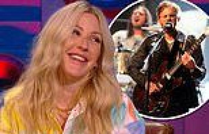 Ellie Goulding reveals she was once forced to wear shorts with a 'poo trap ...