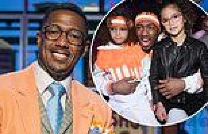 Nick Cannon will be 'taking a break' from having kids... after welcoming three ...