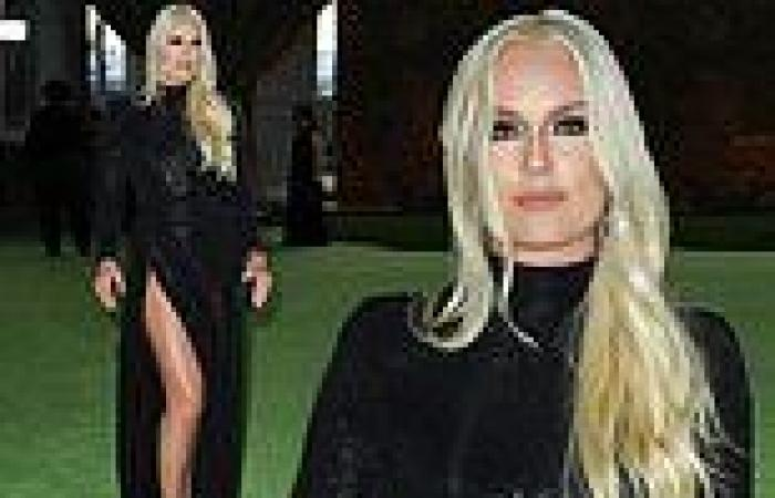 Lindsey Vonn plays the part of a Hollywood blonde bombshell at the Academy ...
