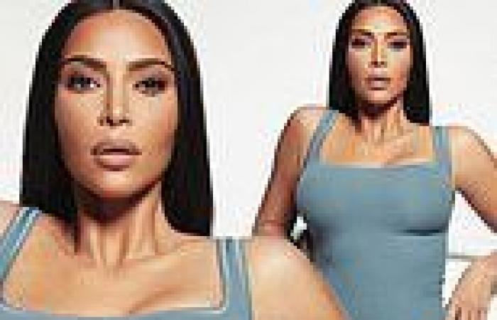 Kim Kardashian announced her SKIMS lingerie will be launching in Paris