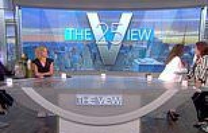 Covid tests that forced The View presenters to leave halfway through live show ...