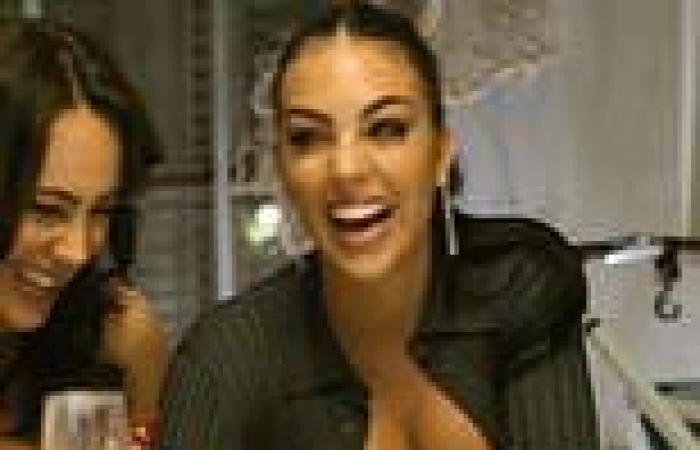 Cristiano Ronaldo's girlfriend Georgina Rodriguez admits she's desperate for ...