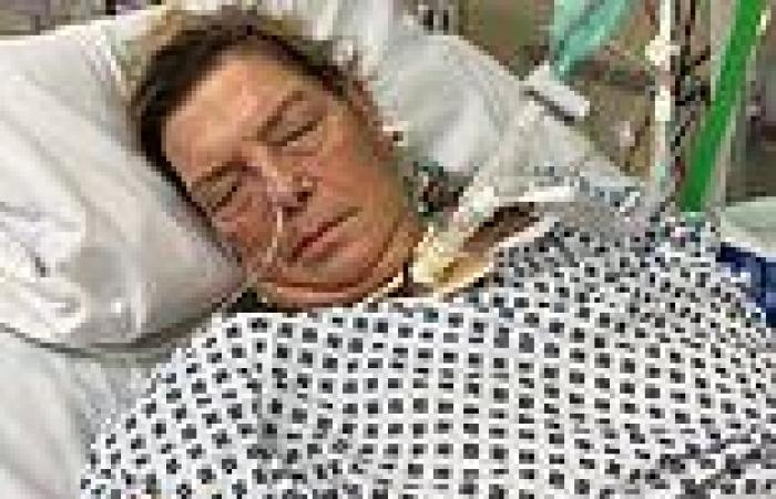 Grandmother, 60, had ALL of her limbs amputated after she contracted Sepsis on ...