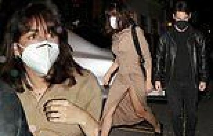 Ana de Armas goes for dinner with Tinder exec boyfriend Paul Boukadakis