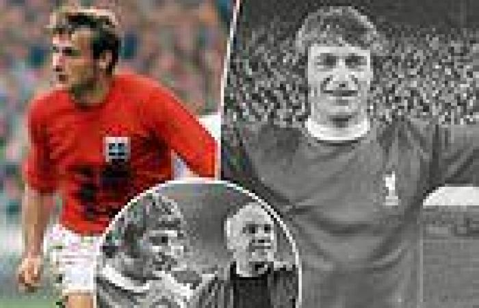 sport news Roger Hunt obituary: Humble striker far more revered in Liverpool than for 1966 ...