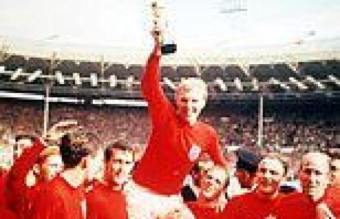 sport news Roger Hunt death leaves just three surviving members of England 1966 World Cup ...