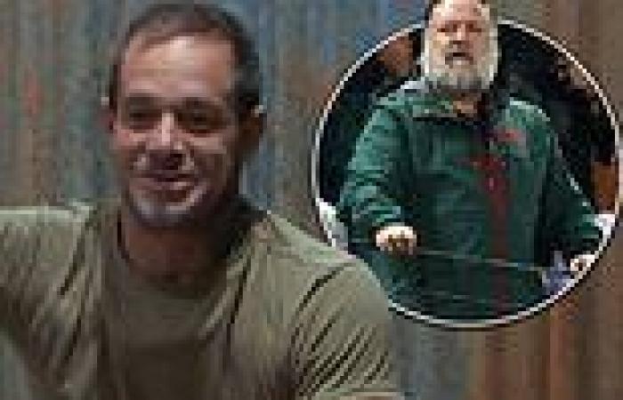 SAS Australia star Koby Abberton reveals his VERY embarrassing encounter at ...