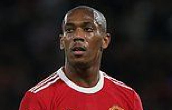 sport news Dortmund 'consider Manchester United's Martial as their replacement for Erling ...