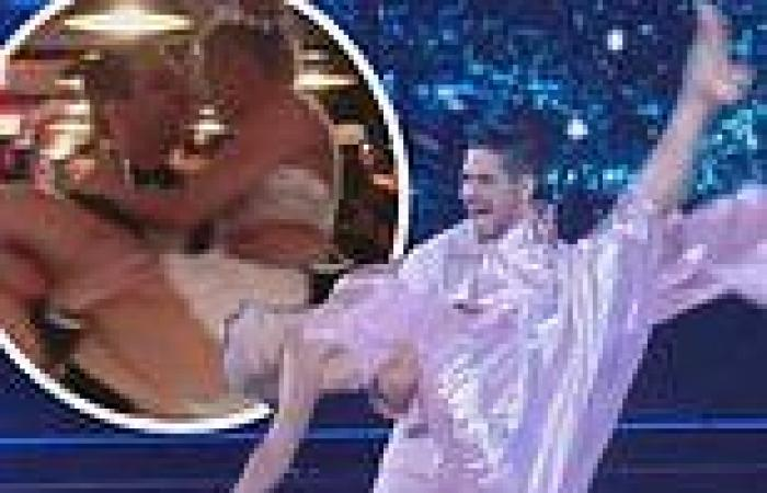 Dancing With The Stars: Amanda Kloots performs to wedding song with late ...