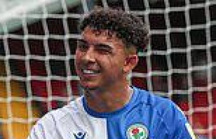 sport news Blackburn attacker Tyrhys Dolan on England Under-20's radar