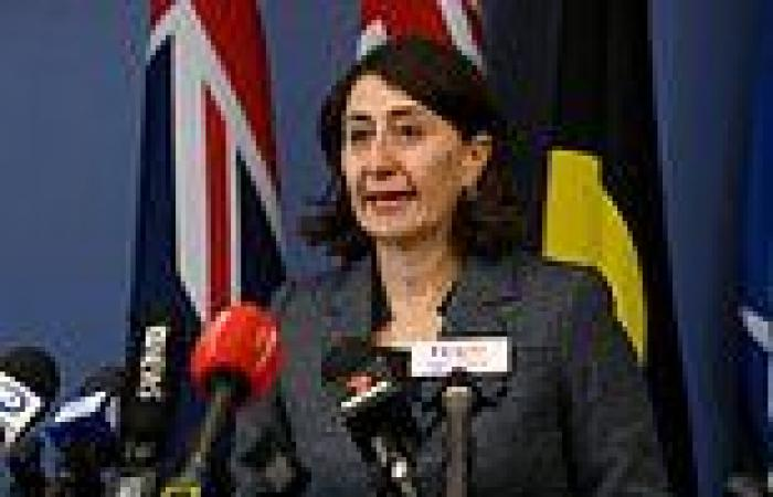Gladys Berejiklian 'the woman who saved the country' falls on her sword over ...