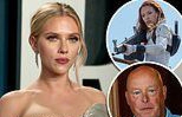 Disney settlesScarlett Johansson after sued the company for $50million in ...