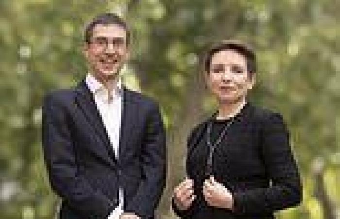 Green Party elects new co-leaders who pledged to focus on getting into power ...
