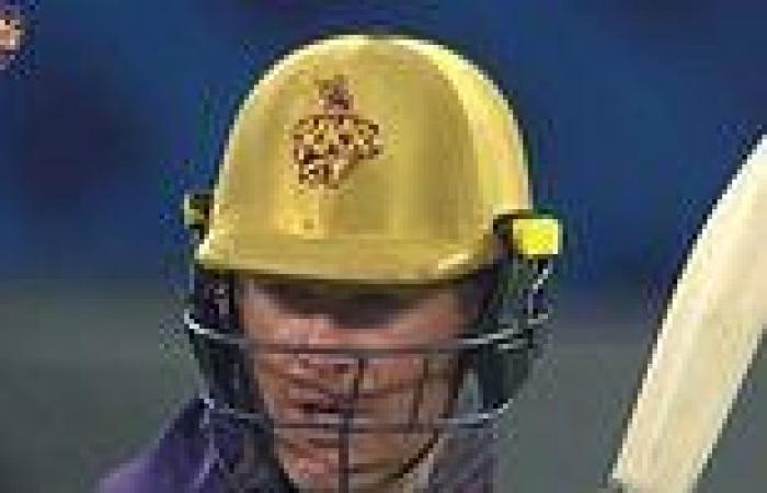sport news England captain Eoin Morgan fails with the bat AGAIN as he scores just two runs ...