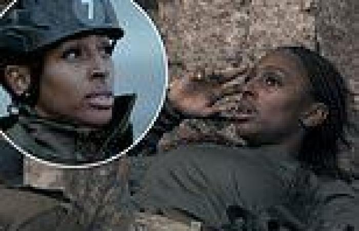 Alexandra Burke reveals she needed therapy in the aftermath ofSAS: Who Dares ...