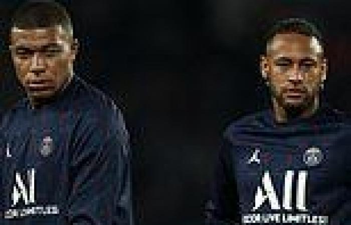 sport news Kylian Mbappe confirms he DID call team-mate Neymar a 'tramp' and wanted Madrid ...