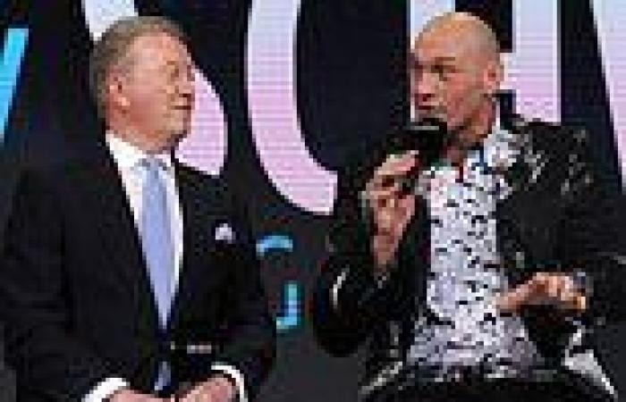 sport news Tyson Fury against Anthony Joshua would still be a 'massive fight', insists ...