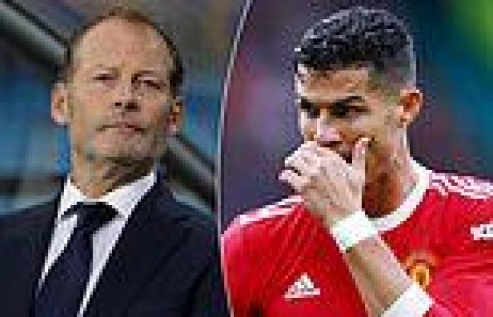 sport news Cristiano Ronaldo is to blame for Manchester United's struggles, says Blind
