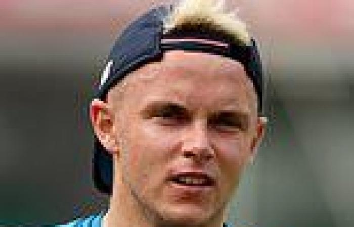 sport news England all-rounder Sam Curren OUT of T20 World Cup with lower back injury