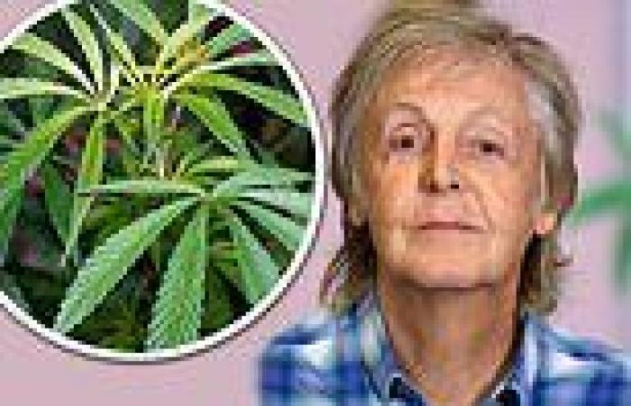 Sir Paul McCartney reveals he is growing hemp on his farm