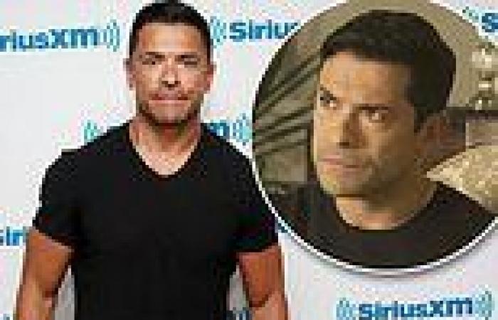 Mark Consuelos announces he has left Riverdale after four seasons