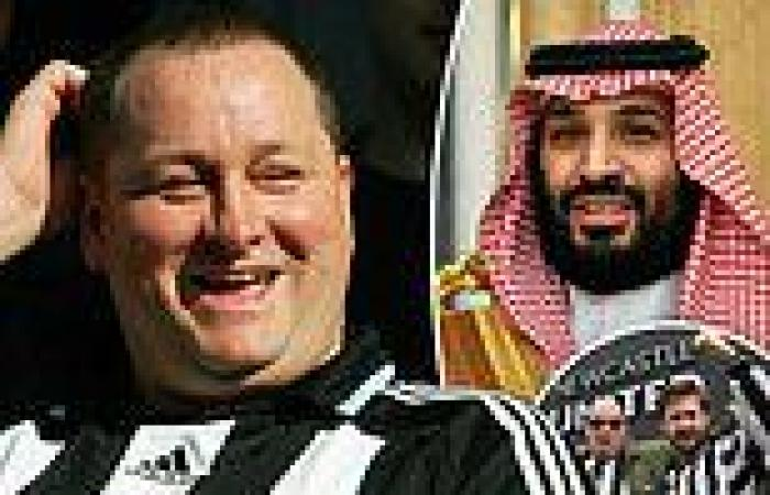 sport news Mike Ashley claims the £305m Saudi takeover of Newcastle was NOT the highest ...