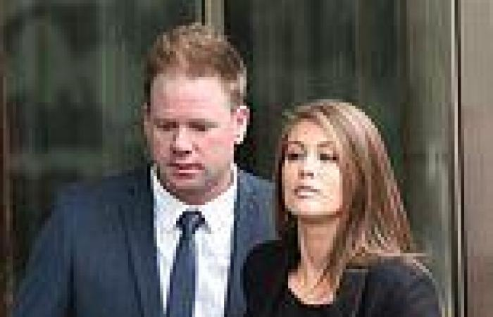 Former AFL star and woman basher Nick Stevens maintains innocence over cruel ...
