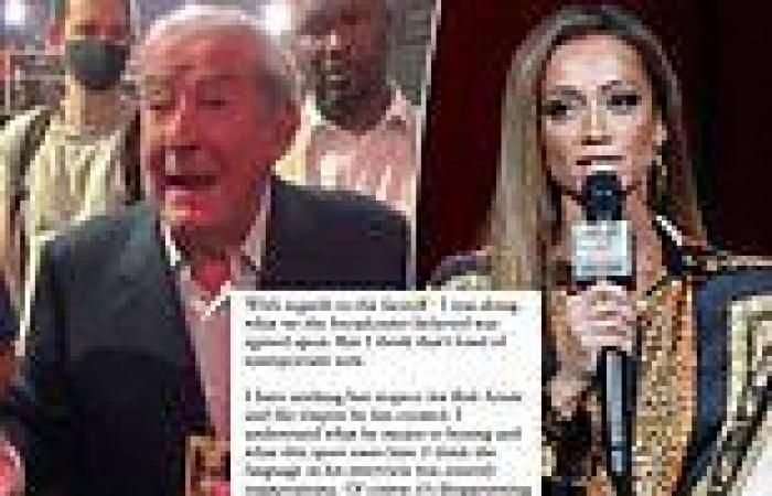sport news Fury v Wilder: Kate Abdo responds to Bob Arum's'entirely inappropriate' ...