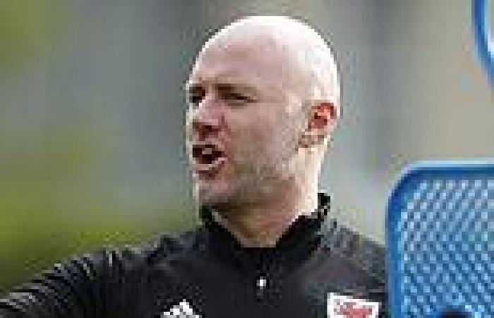 sport news Wales manager Rob Page is 'frustrated' at players unwilling to have Covid ...