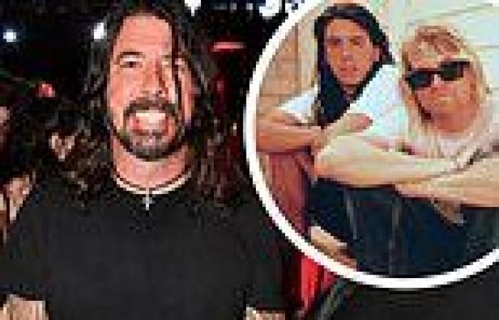 Dave Grohl says he thinks about Kurt Cobain so much that he still dreams about ...