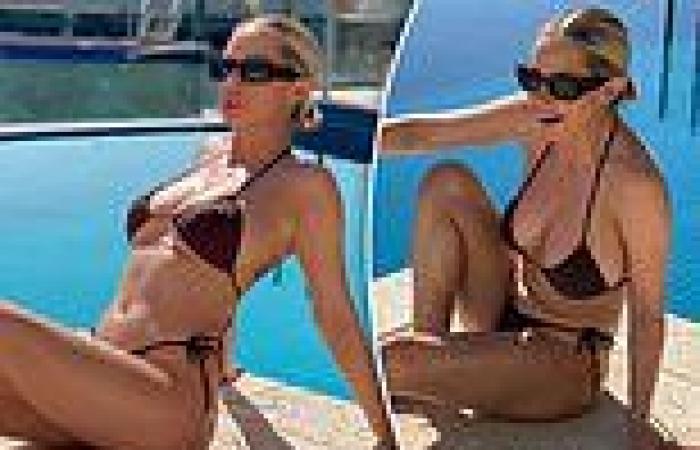 MAFS: Jessika Power reveals her stomach rolls in Instagram vs Reality post