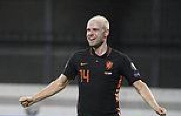 sport news Latvia 1-0 Netherland's: Davy Klassen's first-half strike is the difference as ...