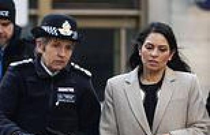Priti Patel to unveil major 'hire and fire' shake-up for police chief roles