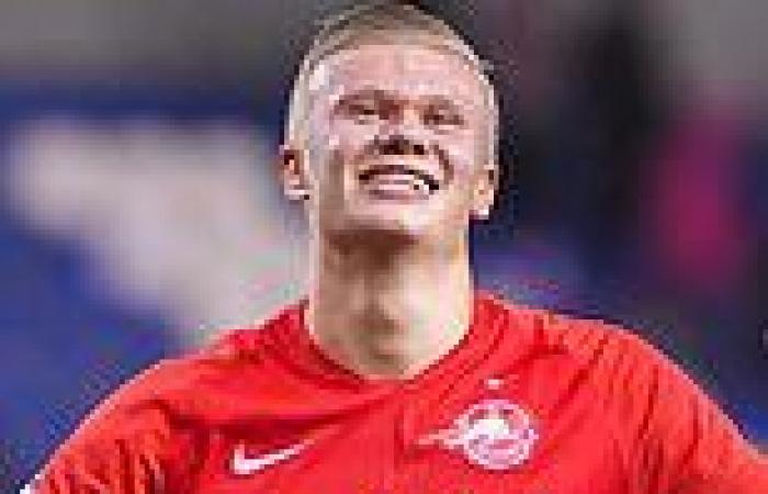 sport news Juve 'turned down an asking price of LESS THAN £3M for Haaland', admits their ...